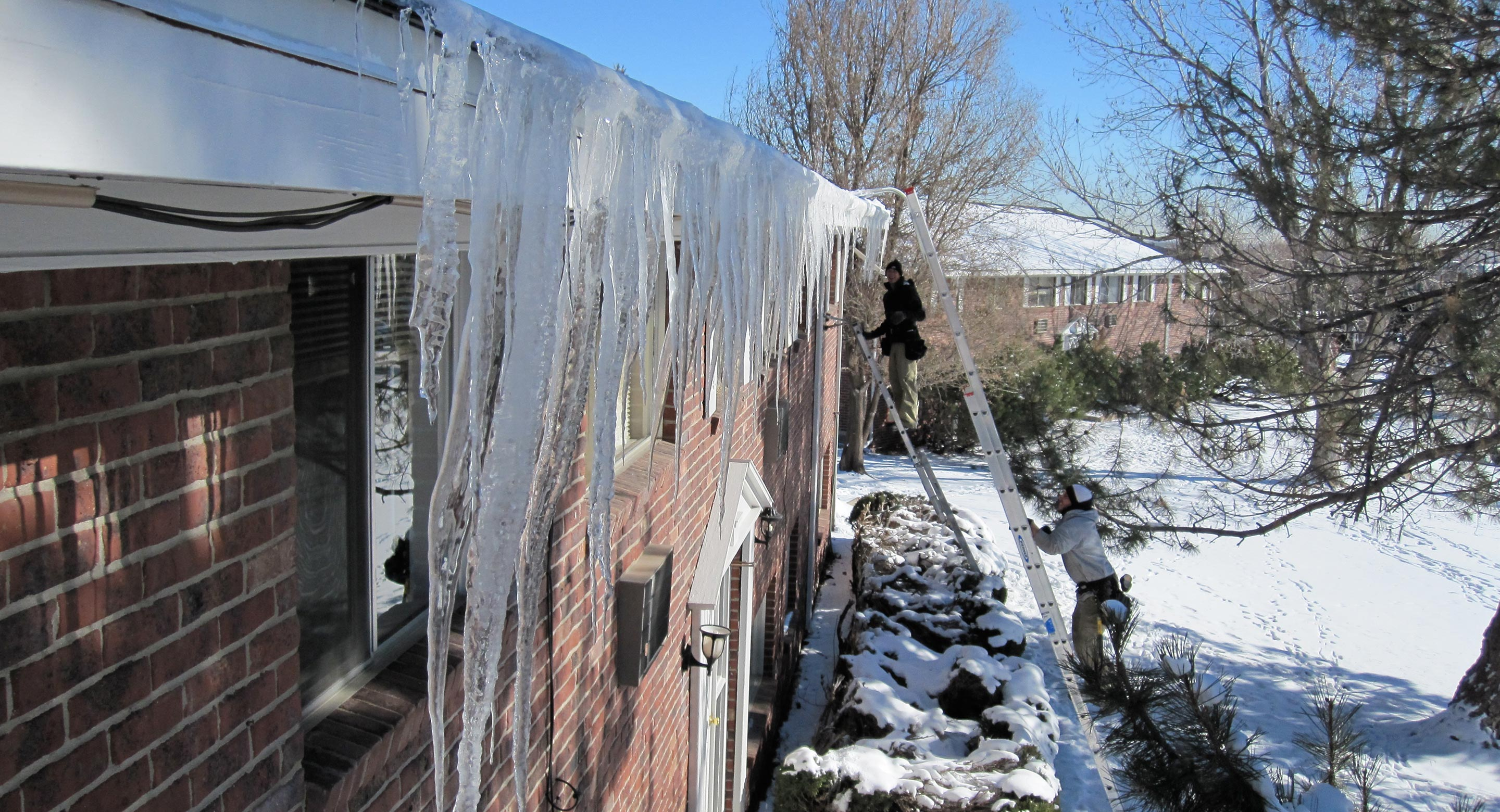 Absolute Gutters Denver | Seamless Rain Gutter Installation